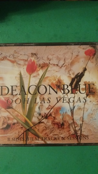 cd  deacon blue ooh las vegas  2 cds   free shipping