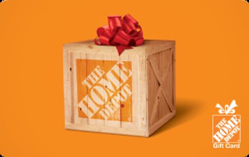 $5 Home Depot Gift Card/ Code
