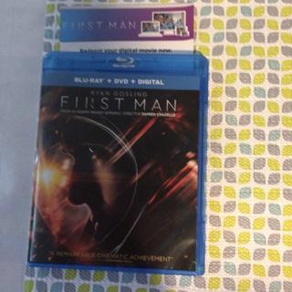 First man digital copy