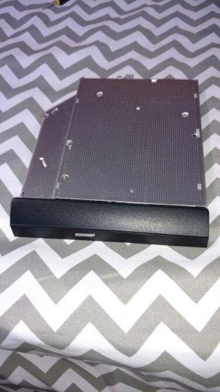 HP CD/DVD rewritable drive
