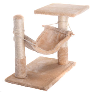 Brand New Cat Hammock/Scratching Post!