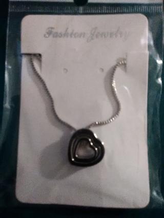 Blue Hearts Silver Pendant ♻