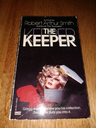 The Keeper by Robert Smith (paperback)