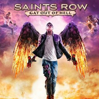 Free: !!!Last Set!!! Saint's Row Gat Out of Hell full game