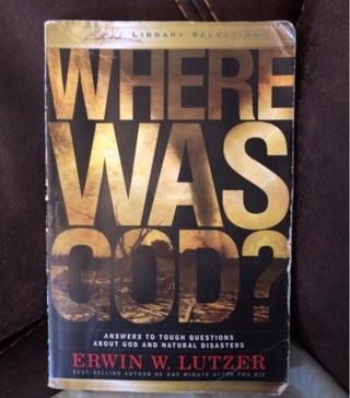 PB Book: Where Was God?