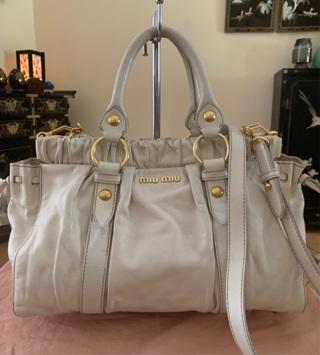 Authentic Miu Miu Sling Bag