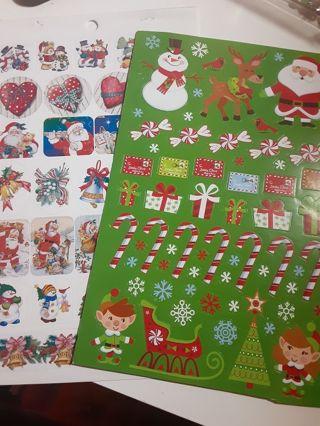 °° Christmas Stickers°°Read Description