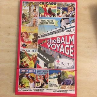 The Balm Voyage Volume II face & eyeshadow palette