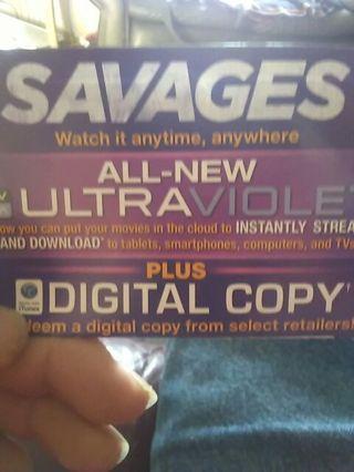 Digital copy savages