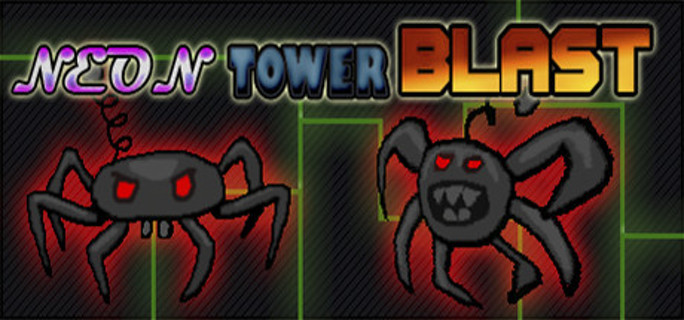 Neon Tower Blast (Steam Key)
