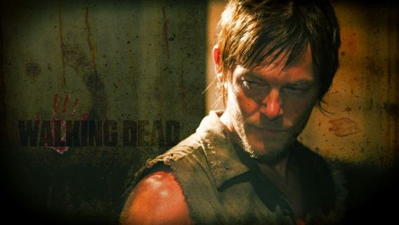 Daryl From The Walking Dead Wallpaper And Mp3 Ringtone