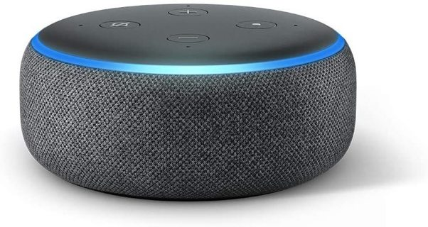 New in box Echo Dot 3rd generation smart speaker with alexa