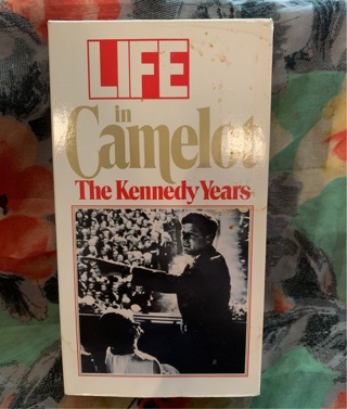 Life in Camelot - The Kennedy Years on VHS