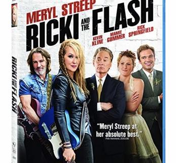 RICKI and the FLASH (starring Meryl Streep, Kevin Kline) - Ultraviolet digital copy of the film
