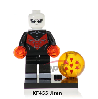 Dragon Ball Heroes Jiren Building Blocks Kids Toys Collection