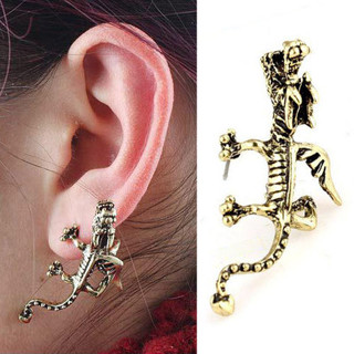 Awesome Dragon Ear Stud