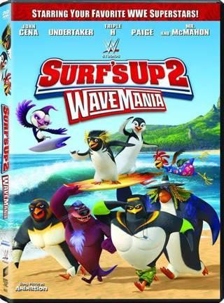 Surfs Up Wavemania 2 dvd