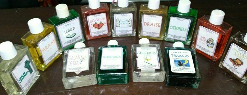 Mystical/Essential Oil Fragrance: BY DAY (De Dia)