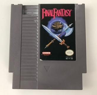 ✯Final Fantasy (Nintendo Entertainment System, NES 1990) ~ FREE SHIPPING✯