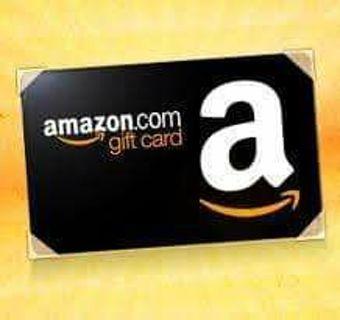 ❤ $15.00 AMAZON GIFT CARD DIGITAL♥️