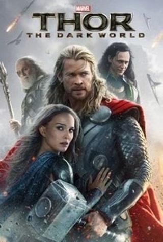 Thor The Dark World HD digital copy