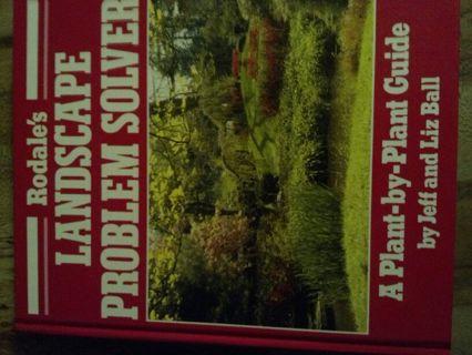 Landscape Problem Solver Book