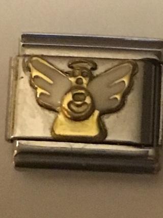 D'linQ style Angel charm