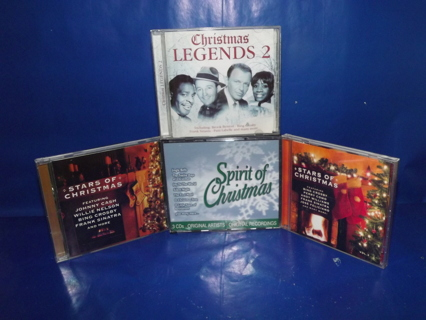 Christmas CD's You Get Them All FREE SHIPPING