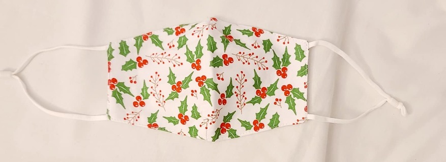 FACE MASK 1 UNISEX ADULT***CHRISTMAS***L@@K*** THIS IS SO CUTE, PREPARE YOURSELF FOR THE HOLIDAYS