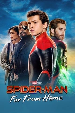 Spider-Man: Far From Home Vudu / iTunes, MA Code