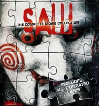 HD Vudu - Saw Movie Collection