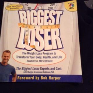 Biggest Loser book