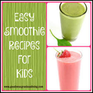 8 smoothie recipes for kids