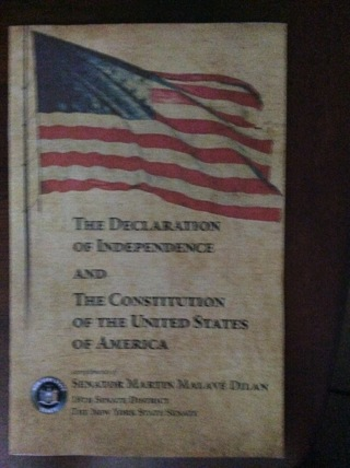 The Declaration of Independence book