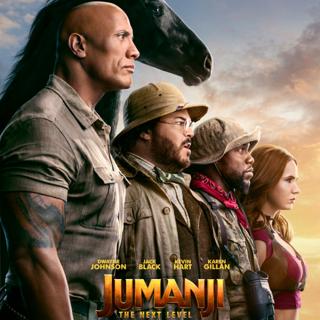 Jumanji: The Next Level code (Movies Anywhere HD Digital Copy)