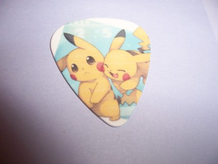 A Pokemon   Guitar Pick