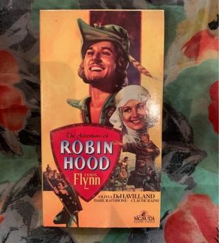Amazing 1938 Version of Robin Hood starring Errol Flynn