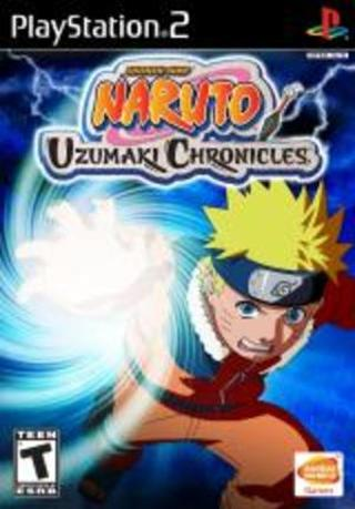 *NEW* - Shonen Jump NARUTO: Uzumaki Chronicles for the SONY Play Station 2