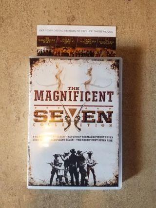 Magnificent Seven x4 (code)