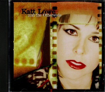 Katt Lowe and the Othersyde - CD