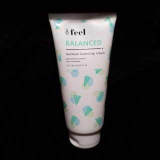 Feel Balanced, moisture balancing cream