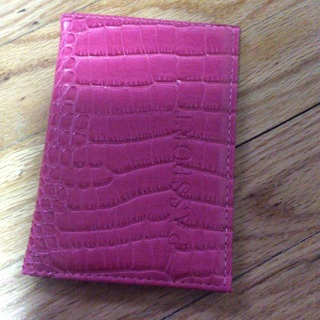 Passport Holder/Cover.
