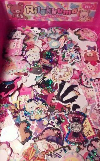 Kawaii Flakes and Small Memo Sheets *Read Description