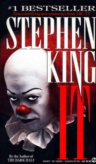 IT by Stephen King (BEFORE YOU BID PLEASE ASK HOW MUCH SHIPPING COSTS TO YOUR LOCATION)