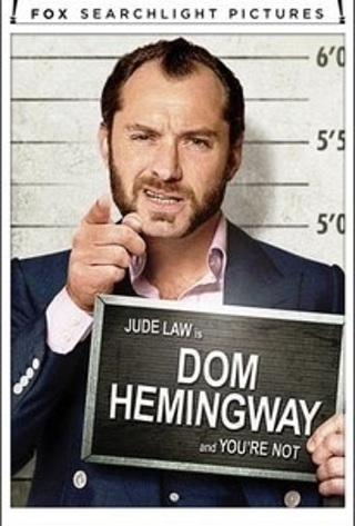 DOM HEMINGWAY⭐️HD FOXREDEEM CODE ONLY⭐️FAST DELIVERY!