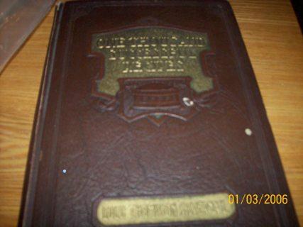 ANTIQUE COOKBOOK EXCELLENT CONDITION 1923