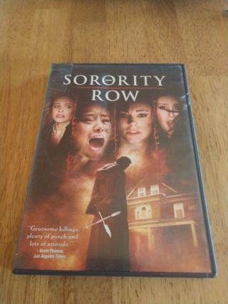 Sorority Row DVD