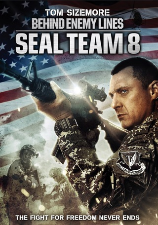 Seal Team Eight- Behind Enemy Lines (HDX) (Movies Anywhere) VUDU, ITUNES, DIGITAL COPY