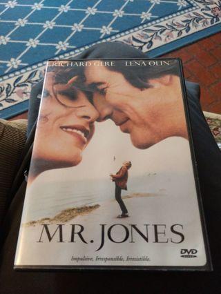 Mr. Jones DVD