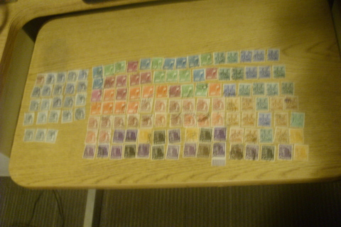 1947 Germany Joint Allied Occupation Zone 128 Stamps CV $80